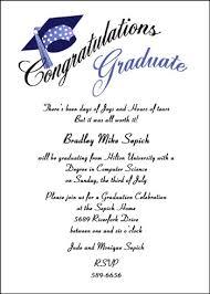 Graduation Lunch Invitation Wording Invitation Template Invitation To College Graduation Party Wording