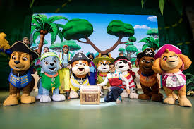 paw patrol live the great pirate adventure review