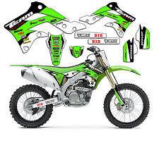 kdx 200 motorcycle parts 1991 1994 kawasaki kdx 200 kdx200 graphics kit decals stickers deco 1993 1992