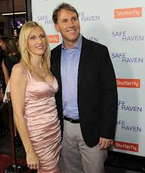 nicholas sparks splits from wife of years ny daily news nicholas sparks announced he split from wife cathy after 25 years together