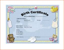 Blank Birth Certificate Images Template Certificate Blank Fresh Blank Birth Certificate Template 15