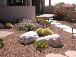 Desert Backyard Designs Custom Desert Walkway Ideas Several Great For Backyard Desert Landscaping