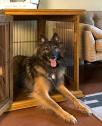 denhaus wooden dog crate furniture furniture style dog crates