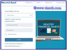 The requirement for approval is pretty low for the secured card. Log In Merrick Bank Creditcard Accounts Merrickbank Com Login Visavit