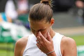 Not Proud of My Wimbledon Tears,' Says ...