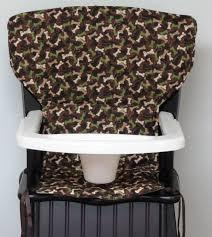 ed bauer newport wooden high chair cover chair replacement pad ed bauer newport wooden high chair cover chair replacement pad kids and baby