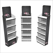 Product Displays Stands Econo Stand Large Lightweight and easy to build FSU's for retail 2