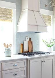 blue subway tile backsplash light kitchen green glass
