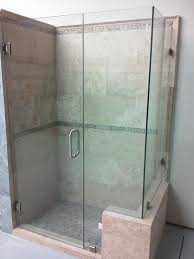 frameless tub shower doors bypass glass shower doors installing frameless glass shower doors