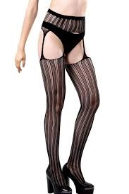 Patterned Pantyhose Interesting Black Pinstripe Patterned Pantyhose Discount Halloween City