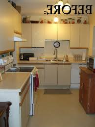 Painting Laminate Cabinets Interior Removing Laminate From Kitchen Cabinets Painting