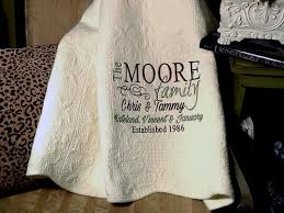 Personalized Throw Blankets With Picture