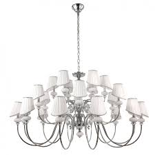 Потолочно-<b>подвесной светильник Crystal Lux</b> ALMA WHITE SP ...