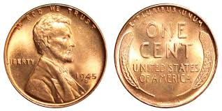 1945 Wheat Penny Value Chart 1945 D Lincoln Wheat Penny Coin Value Prices Photos Info