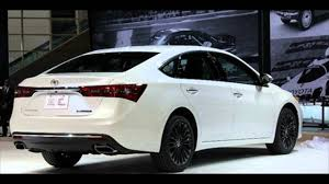 Toyota Avalon 2016 CAR Specifications and Features - Tech Specs ...