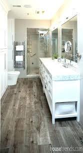 wood grain tile bathroom floor luxurious best bathrooms ideas on gray dark ba
