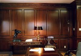 office wood paneling. Custom Home Office - Ask.com Image Search Wood Paneling