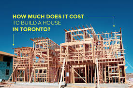 cost to build a house in toronto