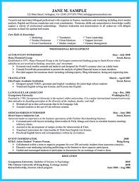 Abercrombie And Fitch Job Description For Resume Nice Sample For Writing An Accounting Resume Resume Template 5