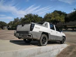Luis Aguirre's 2002 Chevrolet Avalanche on Wheelwell