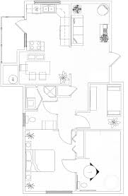 accessible floor plans corglife How To Make House Plan Free this is the floor plan for a barrier free project we had to make prepossessing accessible how to make house plan free