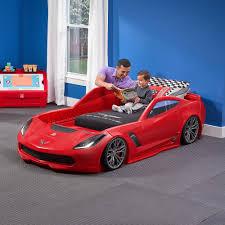 step2 corvette z06 toddler bed
