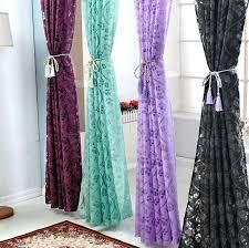 colorful window curtains purple kitchen curtains luxury fl colorful curtains for window curtain panel semi blackout colorful sheer window curtains