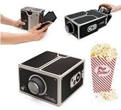 Cotechs Cardboard Mobile Phone Projector