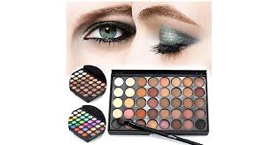 amazon meflying eye shadow 40 colors eyeshadow palette colors makeup kit 8 03