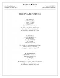 character reference resume sample sheet examples format personal gallery of reference sample resume