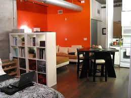 One Bedroom Apartment Decorating Small Studio Apartment Decorating Ideas Warm Feel Studio
