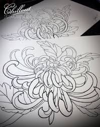 Art тату эскиз Flowers Chillout Tattoo Workshop