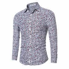 Patterned Dress Shirts Interesting Decorating Ideas