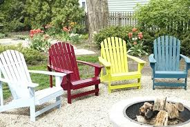 captivating painting wooden outdoor furniture to spray paint a wooden chair photo design