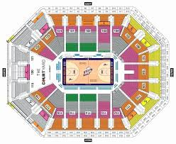 Golden 1 Seating Chart Extraordinary Arco Arena Seating Chart With Seat Numbers