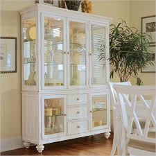 image of corner kitchen hutch cabinet