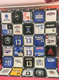 T-Shirt Quilts - The Quilt Rambler & How Do I Order A T-Shirt Quilt? Adamdwight.com