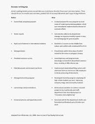 27 Federal Resume Templates Professional Best Resume Templates