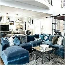 blue gray sofa grey living room decor a luxury and rug couch what color walls with blue gray couch