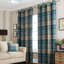 Teal Living Room Curtains Teal Hamish Lined Eyelet Curtains Window Treatments Pinterest