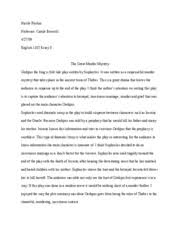 nicole rushin research paper outline english c cloning to  4 pages the great murder mystery english 1102 essay 3