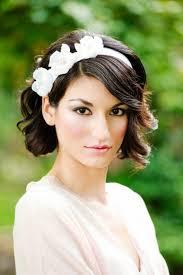 Bridesmaid Short Hairstyles Svapop Wedding Bridesmaid With