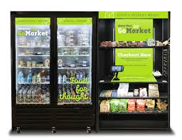 Human Vending Machines Custom SmartBox Company Healthy Vending Snack Boxes And Go Markets
