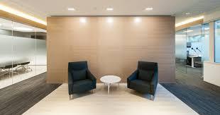 modern office architecture. Plexwood® Contemporary Office Architecture With Birch Veneered Wall Partitioning Modern