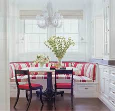 Kitchen Table With Bench Seating And Chairs  The Beautiful Kitchen Bench Seating