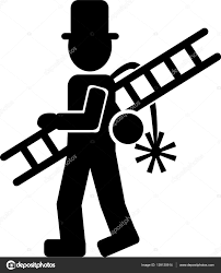 Chimney Sweeper Chimney Sweeper Icon Stock Vector Miceking 139130914