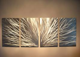 temporary sculpture abstract wall art metal craft paintings outstanding shape eautiful branches shape