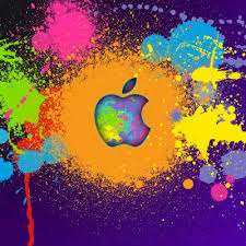 apple logo wallpaper for ipad mini