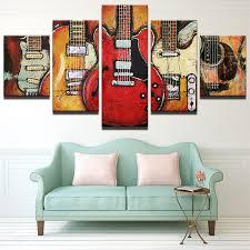 modern art for office. 5 Piece Abstract Canvas Wall Art Modern For Office A