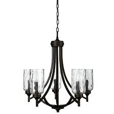 california mission style pendant chandelier allen roth latchbury in light aged bronze craftsman textured glass shaded tiffany outdoor lighting chandeliers